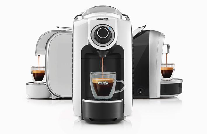 Доставка на кафе машини и кафе капсули от Caffitaly 7