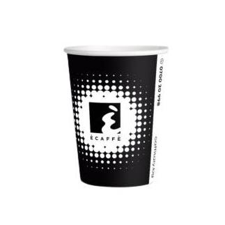 Caffitaly.bgEcaffe – Картонена чаша 180 ml, 100 бр.