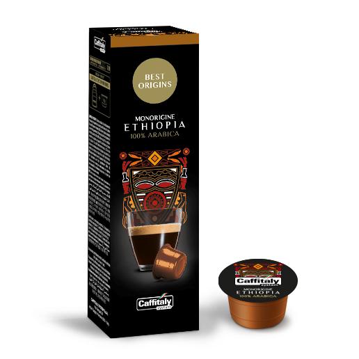 Кафе капсули Ecaffe Ethiopia