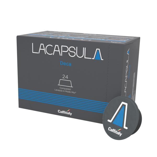 La Capsule DECA – капсули съвместими с Lavazza A Modo Mio