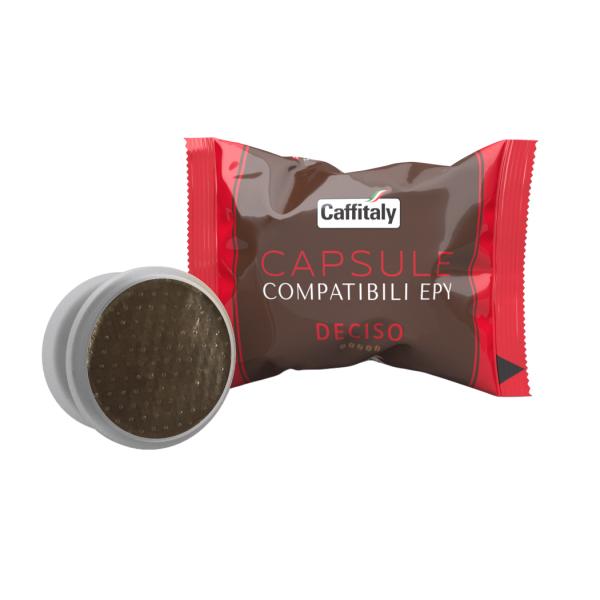 La Capsule DECISO – кафе капсули съвместими с Espresso point