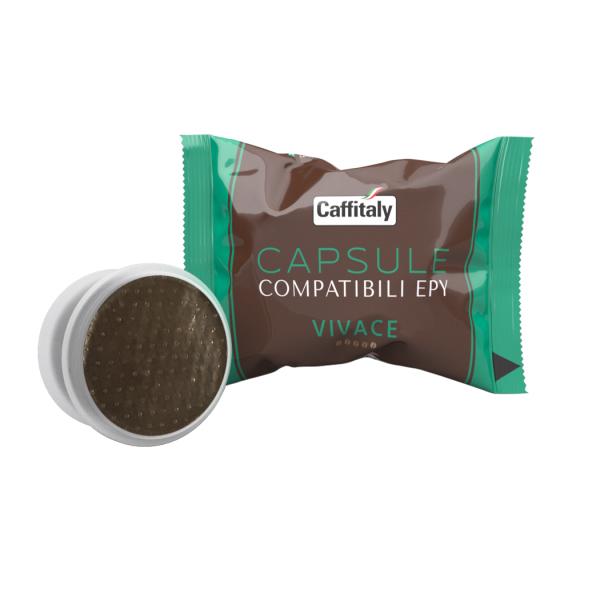 La Capsule VIVACE – кафе капсули съвместими с Espresso point