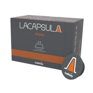 La Capsule VIVACE – капсули съвместими с Lavazza A Modo Mio
