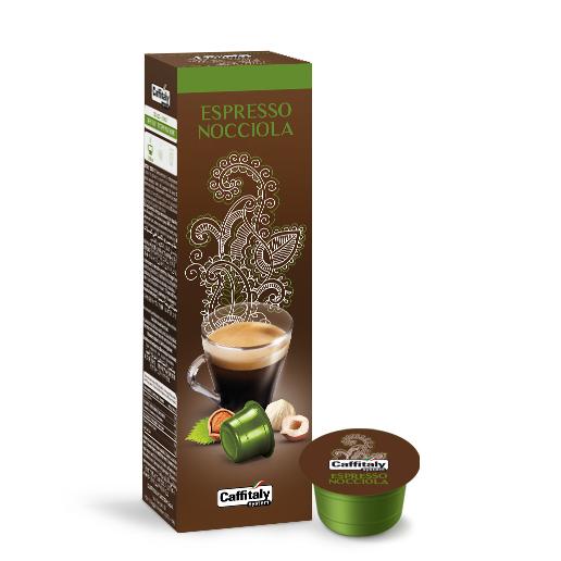 Ecaffe Espresso Nnocciola-Лешник
