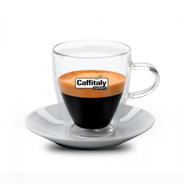 Чаша за еспресо с двойно дъно, 60 мл – 2 бр.