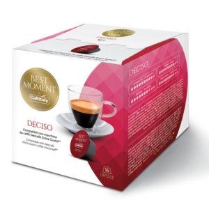 Best Moment DECISO – кафе капсули, съвместими с NESCAFE'®* Dolce Gusto®*