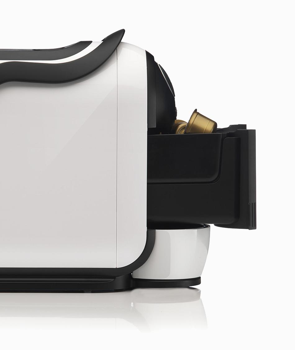 Кафе машина за капсули бяла S21 4