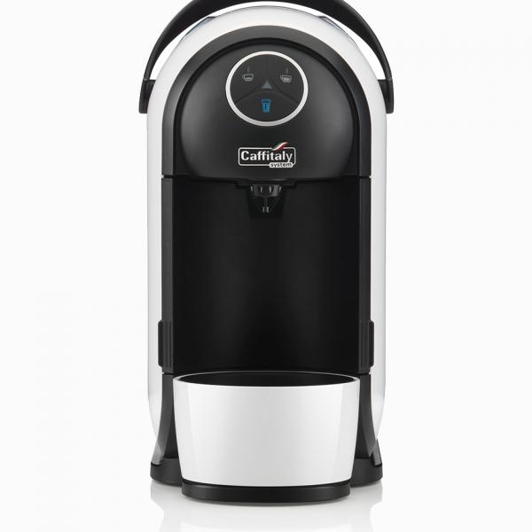 Кафе машина за капсули бяла S21 1