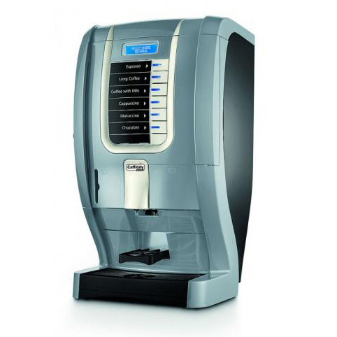 Капсулна кафе машина Caffitaly System Easy - автомат