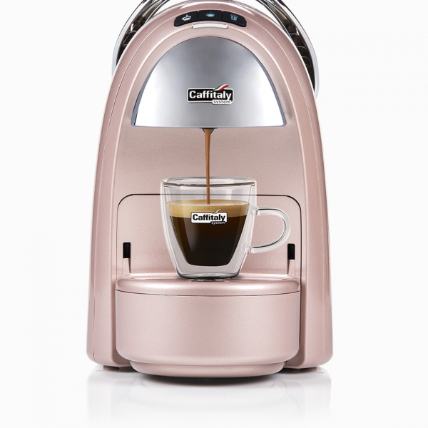 Капсулна кафе машина Caffitaly System AMBRA S18