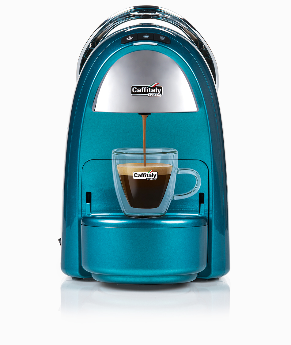 Капсулна кафе машина Caffitaly System AMBRA S18 9
