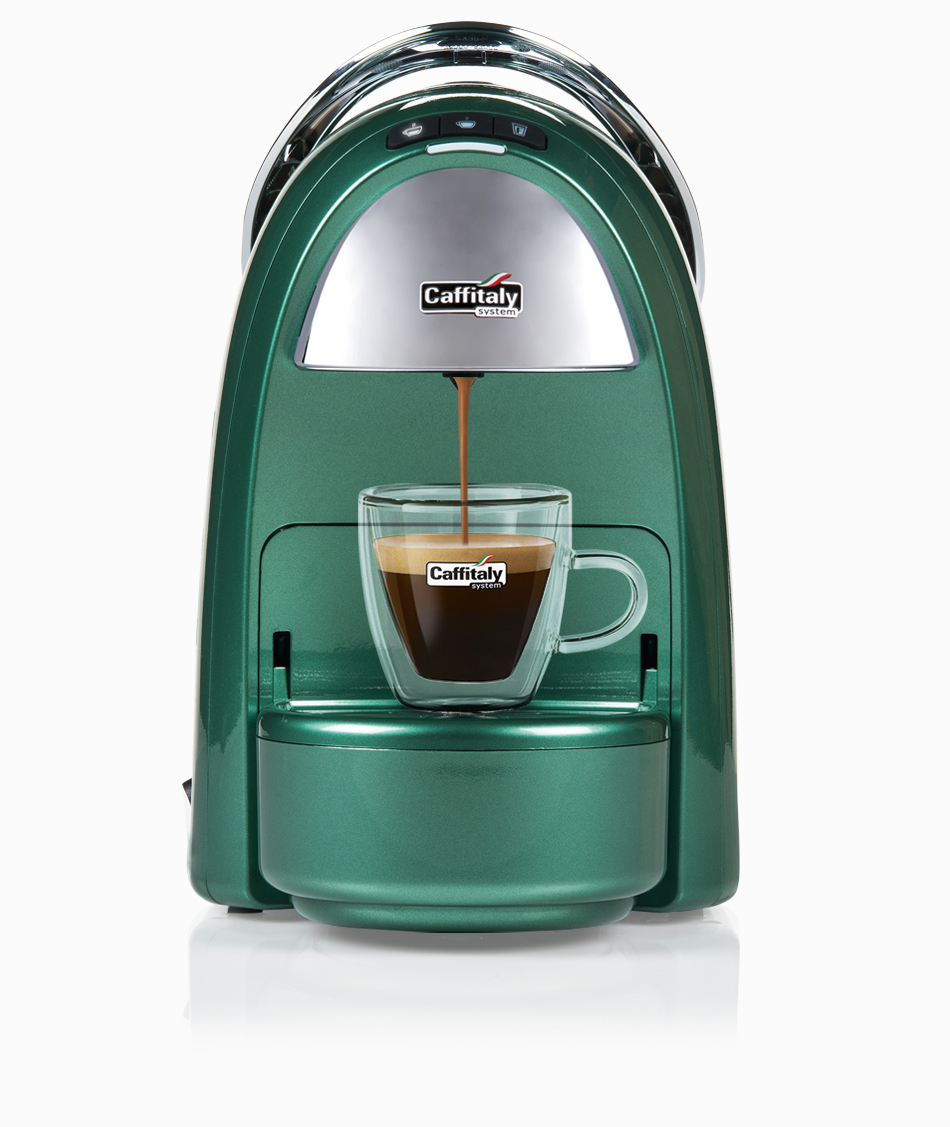Капсулна кафе машина Caffitaly System AMBRA S18 8