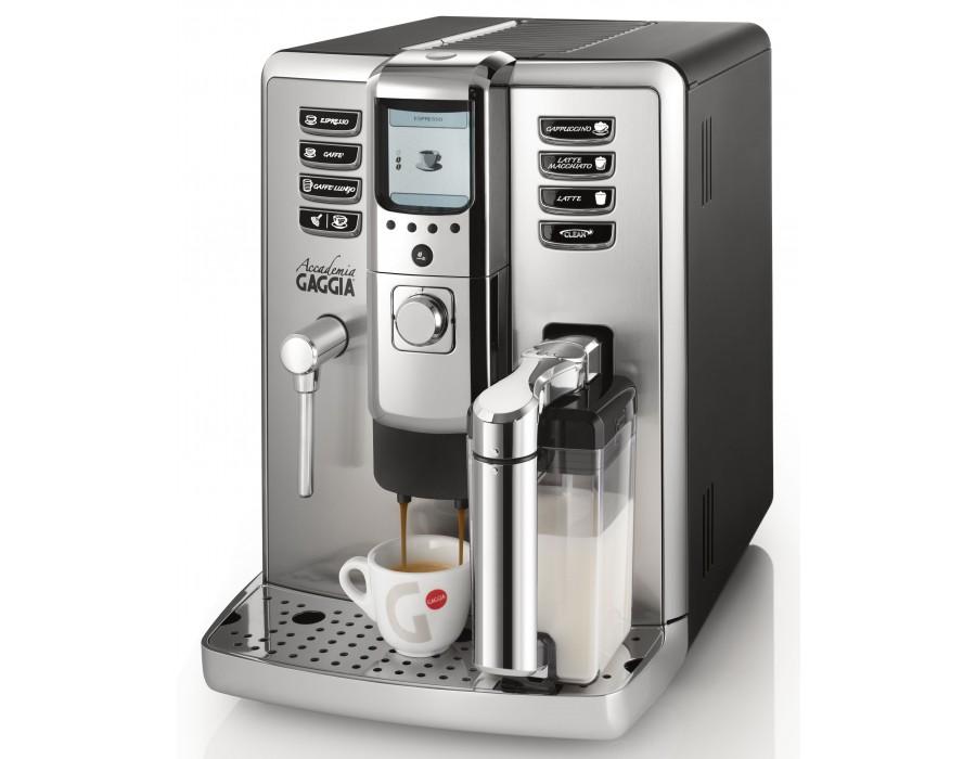 Кафе машина Gaggia Accademia | Доставка на кафе капсули и кафе машини