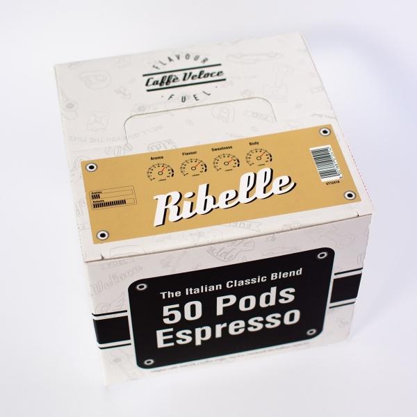 Кафе дози Veloce Ribelle