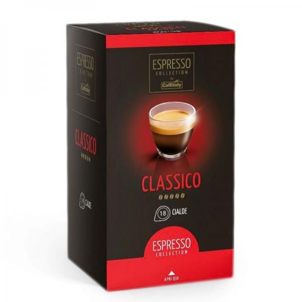 Доставка на кафе дози Caffitaly Cialdo Classico – 18бр. - 2