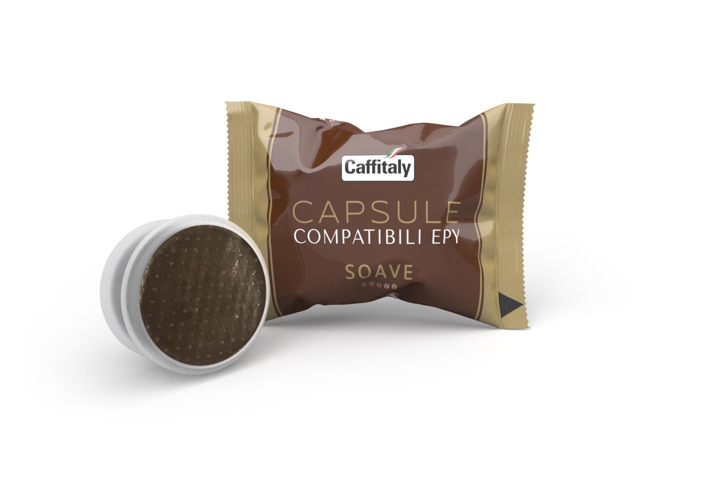 La Capsule SOAVE – капсули съвместими с Espresso point