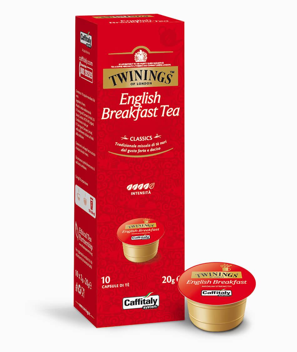 Чай English breakfast
