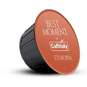 Кафе капсули Best Moment ETHIOPIA – съвместими с NESCAFE'®* Dolce Gusto®*