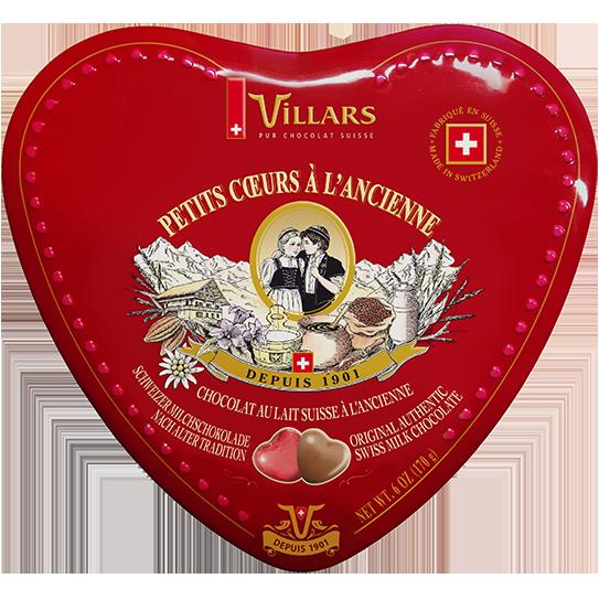 Шоколадови бонбони Сърце